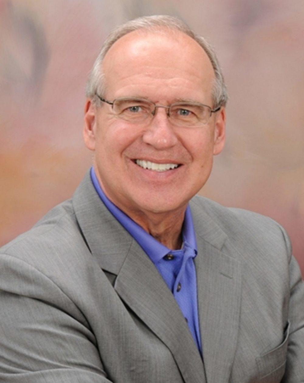 Pastor Bruce Jones